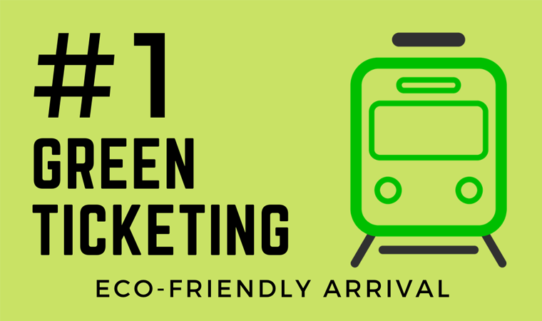 Sustainable Travel - Green Ticketing - Sustainability Guide